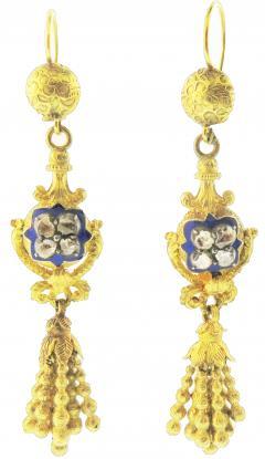 Biedermeier Earrings - 99691