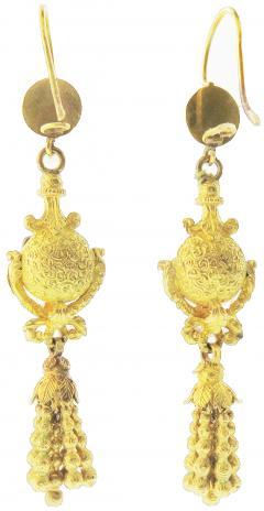 Biedermeier Earrings - 99735