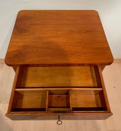 Biedermeier Sewing Table Cherry Veneer Austria circa 1825 1830 - 1169900