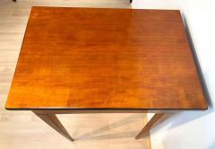 Biedermeier Side Table with Drawer Cherry Veneer South Germany circa 1820 - 1808550