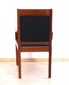 Biedermeier Style Armchair Cherry wood Shellac South Germany circa 1900 - 1325425