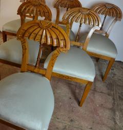Biedermeier Style Dining Chairs - 999334