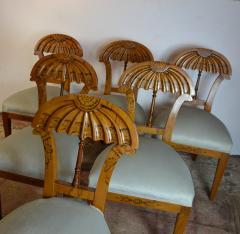 Biedermeier Style Dining Chairs - 999340