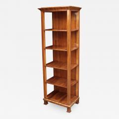 Biedermeier Tall Bookshelf - 1118790