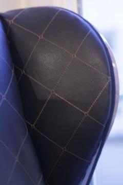 Biedermeier Wing Chair Adjustable Walnut South Germany circa 1820 - 1267895