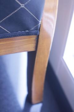 Biedermeier Wing Chair Adjustable Walnut South Germany circa 1820 - 1267897