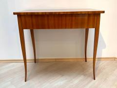 Biedermeier Working Table with Drawer Cherry Veneer South Germany circa 1830 - 1201515