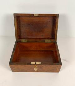 Biedermeier box from Vienna around 1840 - 2075286