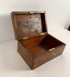 Biedermeier box from Vienna around 1840 - 2075287