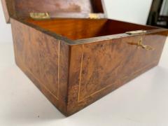 Biedermeier box from Vienna around 1840 - 2075288