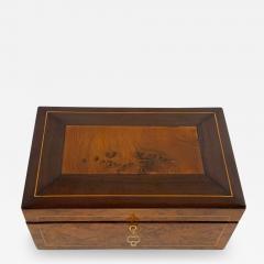 Biedermeier box from Vienna around 1840 - 2075729