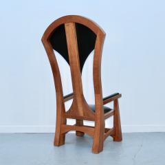 Big armchair 1980s - 1523377