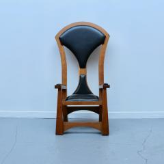 Big armchair 1980s - 1523380
