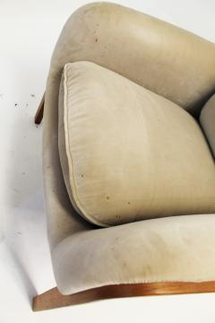 Bill Stephens Pair Of Knoll Lounge Chairs By Bill Stephens   142793