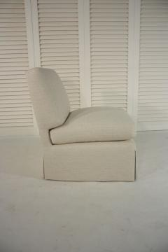 Billy Baldwin Slipper Chair Inspired by a Billy Baldwin Slipper Chair - 617298