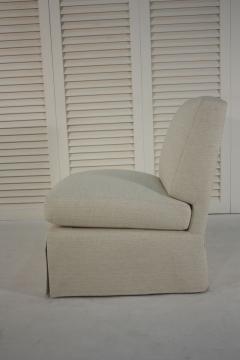 Billy Baldwin Slipper Chair Inspired by a Billy Baldwin Slipper Chair - 617299