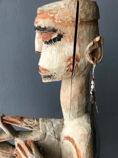 Bis Pole of Asmat People - 860566