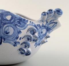 Bj rn Wiinblad Unique ceramic bowl Bird Model S3 - 1391442