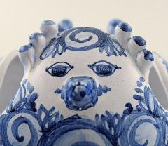 Bj rn Wiinblad Unique ceramic bowl Bird Model S3 - 1391446
