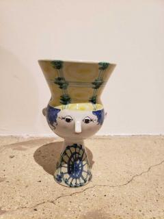 Bjorn Wiinblad Bj rn Wiinblad Bjorn Wiinblad Signed Ceramic Vase 1972 - 1307310