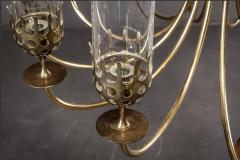 Bjorn Wiinblad Bj rn Wiinblad Large chandelier by Bj rn Wiinblad - 2116480