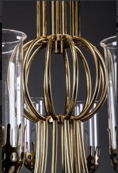 Bjorn Wiinblad Bj rn Wiinblad Large chandelier by Bj rn Wiinblad - 2116481