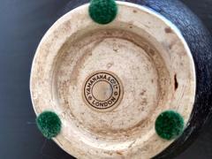 Black Ceramic Vase with Oil spot Glaze Jian Ware - 1201734
