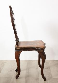 Black Forest Music Box Chair - 2114847