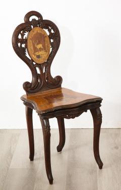 Black Forest Music Box Chair - 2114849