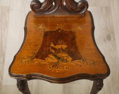 Black Forest Music Box Chair - 2114860