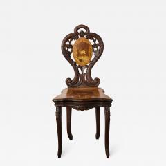 Black Forest Music Box Chair - 2116396