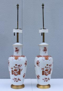 Blanc De Chine Large Table Lamps - 1565374