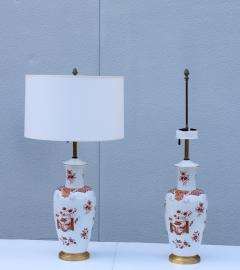 Blanc De Chine Large Table Lamps - 1565376