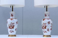 Blanc De Chine Large Table Lamps - 1565378