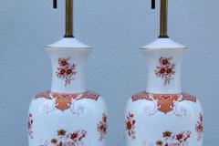 Blanc De Chine Large Table Lamps - 1565380