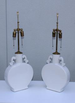 Blanc De Chine Table Lamps - 765888