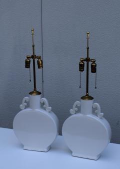 Blanc De Chine Table Lamps - 765890