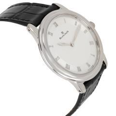 Blancpain Villeret Ultra Slim 0028 1527 55 Men s Watch in 18kt White Gold - 1365149