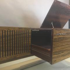 Blaupunkt GmbH 1970s Arizona Stereo Rosewood Chrome - 1756190