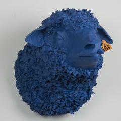 Blue Sheep Trophy Tondu FR9111 - 1730655