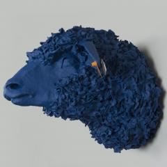 Blue Sheep Trophy Tondu FR9111 - 1730657