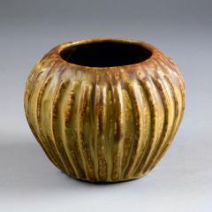 Bode Willumsen Group of vases by Bode Willumsen own studio Denmark 1930s - 747900