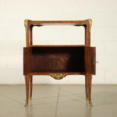 Bookcase Napoleon III Mahogany Bronze France 3rd Quarter 19th Century - 2134077