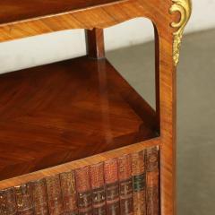Bookcase Napoleon III Mahogany Bronze France 3rd Quarter 19th Century - 2134081
