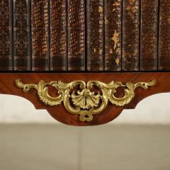 Bookcase Napoleon III Mahogany Bronze France 3rd Quarter 19th Century - 2134085