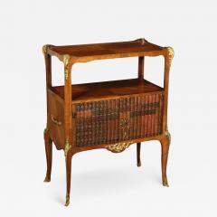 Bookcase Napoleon III Mahogany Bronze France 3rd Quarter 19th Century - 2134704