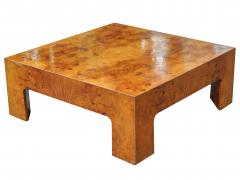 Bookmarked Burl Coffee Table - 694239