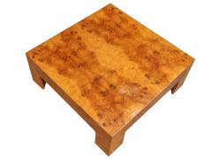 Bookmarked Burl Coffee Table - 694240