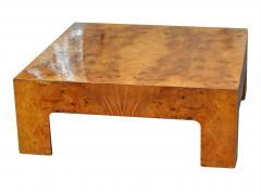 Bookmarked Burl Coffee Table - 694241
