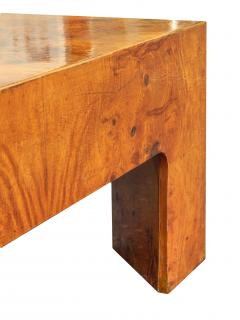 Bookmarked Burl Coffee Table - 694243